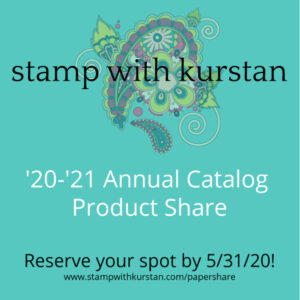 2020-2021 Annual Catalog Product Share