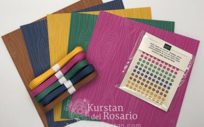 Meet the NEW '20-'22 Stampin' Up! In Colors